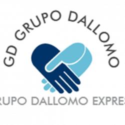 Logomarca Principal GD Grupo Dallomo Express