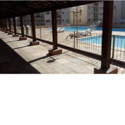 apto Sorocaba - área piscinas