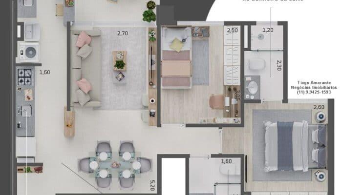 urbo vila prudente apartamento 2 dormitórios